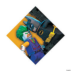 LEGO® Batman™ Luncheon Napkins