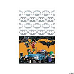 Lego Batman 1X Plastic Table Cover Birthday Party Supplies Decoration
