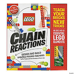 LEGO(R) Chain Reactions Book Kit