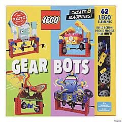 LEGO(R) Gear Bots Book Kit