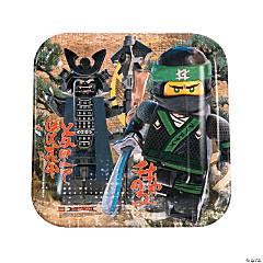 LEGO<sup>&#174;</sup> Ninjago<sup>&#174;</sup> Paper Dinner Plates