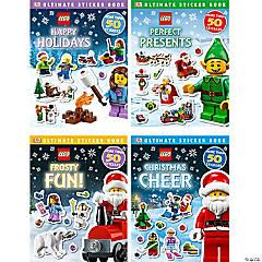 LEGO Ultimate Sticker Books