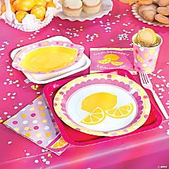 Lemonade Party Supplies
