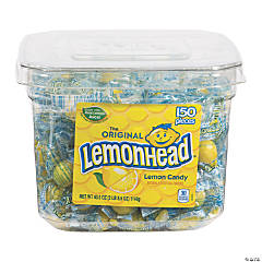 Lemonhead® Hard Candy Tub