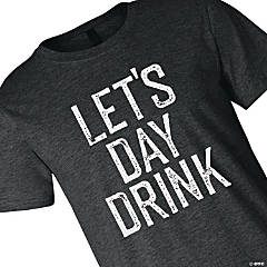 Let's Day Drink Adult's T-Shirt - Extra Large