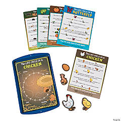 Life Cycle Magnetic Activity Set