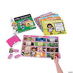 Life Science File Folder Game