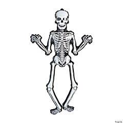 Life-Size Inflatable Halloween Skeleton