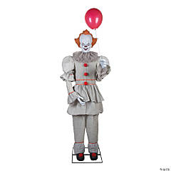 Life-Size Pennywise Halloween Decoration