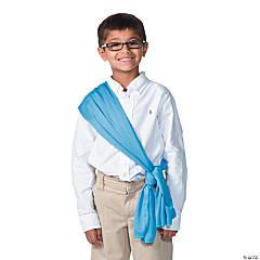 Light Blue Costume Belt/Sash