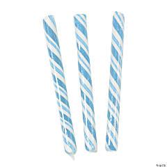 Light Blue Hard Candy Sticks