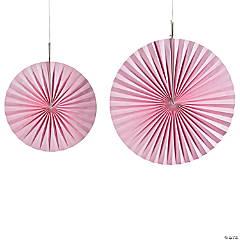 Light Pink Hanging Fans