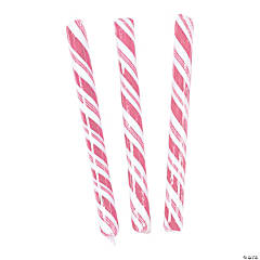 Light Pink Hard Candy Sticks