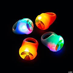 Light-Up Beach Ball Rings