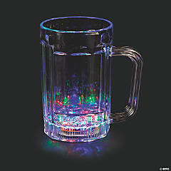 Light-Up Beer Mugs