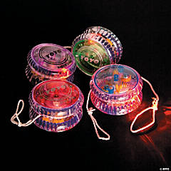 Light-Up Champion YoYos
