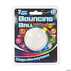 Light-Up Color Changing Bouncing Balls