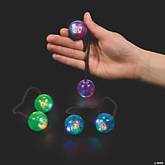 Light-Up Finger Nunchucks