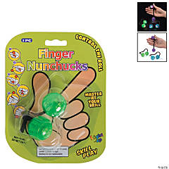 Light-Up Finger Nunchucks