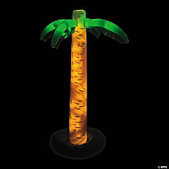 Light-Up Inflatable Palm Tree - Less Than Perfect