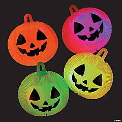 Light-Up Jack-O'-Lantern Puffers PDQ
