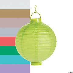 Light-Up Paper Lanterns