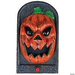 Light Up Pumpkin Doorbell