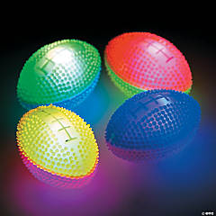 Light-Up Spike Footballs PDQ