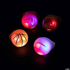 Light-Up Sport Ball Rings