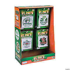 Light-Up St. Patrick's Day Badges
