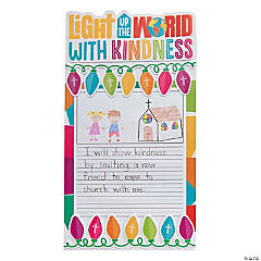 Light Up the World with Kindness Craft Kit