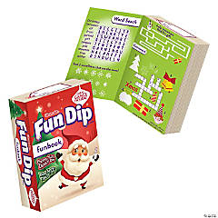 Lik-m-aid<sup>®</sup> Fun Dip<sup>™</sup> Fun Book