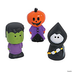 Lil' Monsters Halloween Characters