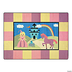 Lil' Princess® Classroom Rug