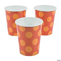 Lil' Pumpkin Cups