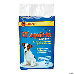 Lil' Squirts Training Pads 50/Pkg-