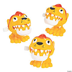 Lion Wind-Up Chomping Teeth