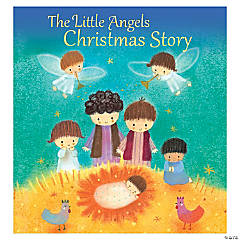 Little Angels Christmas Story Book