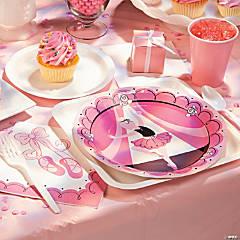 Little Ballerina Party Supplies