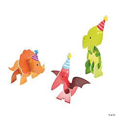 Little Dino Centerpieces