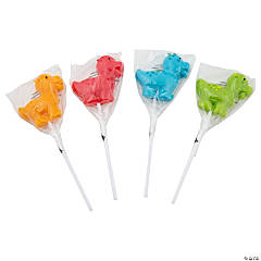 Little Dino Frosted Suckers