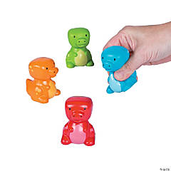 Little Dino Stress Toys