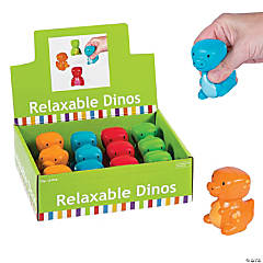 Little Dino Stress Toys