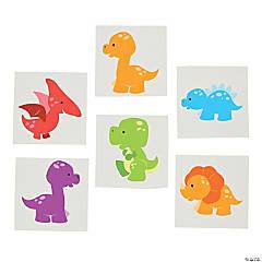 Little Dino Tattoos