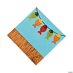 Little Fisherman Luncheon Napkins