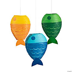 Little Fisherman Paper Lanterns