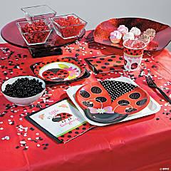 Little Ladybug Basic Party Pack