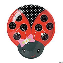 Little Ladybug Dinner Plates
