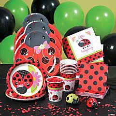 Little Ladybug Party Pack