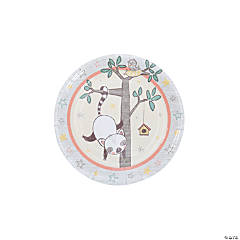 Little Panda & Friends Dessert Plates
